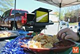 MyTcase: Protective TV Carrying Case for Tailgating, Camping, Backyard BBQ, and Travel - Transport + Secure + Display Your LED TV