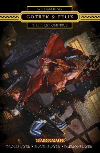 Full warhammer book series warhammer books in order gotrek felix the first omnibus fandeluxe Images