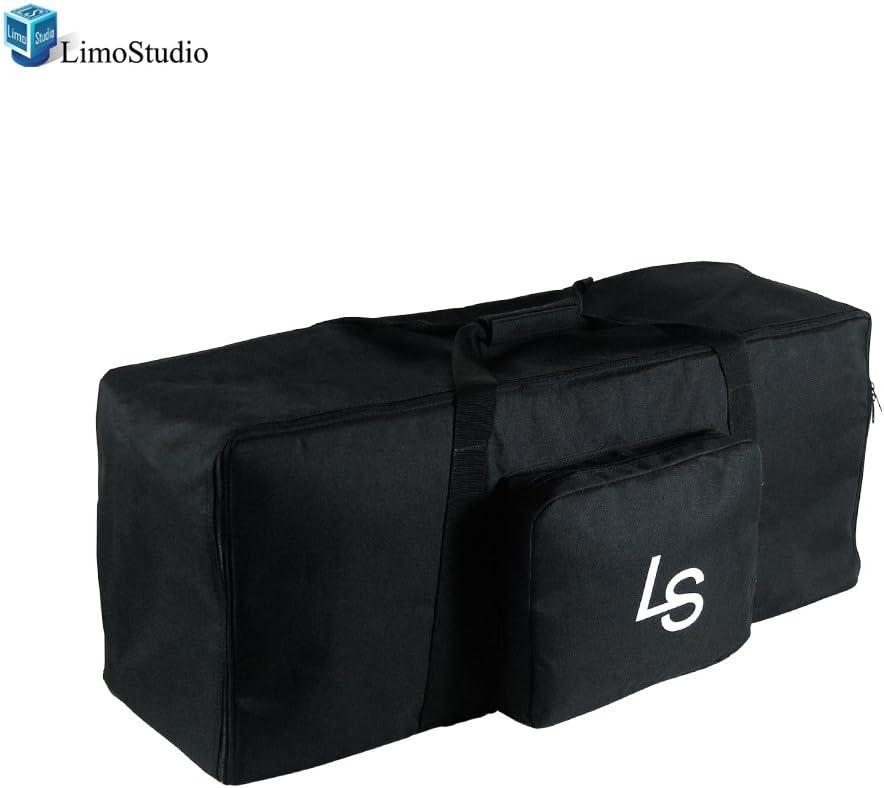 AGG1065 LimoStudio Photography Studio Equipment Big Size Zipper Bag with Pocket