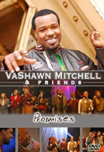 Vashawn Mitchell and Friends: Promises [Import]