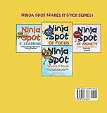 Ninja Spot Managing Anger: A Children's Book