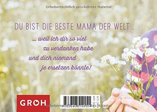 Du Bist Die Beste Mama Der Welt Amazonde Joachim Groh Bücher