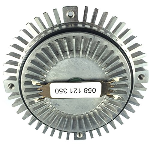 Cooling Audi A4 2000 (TOPAZ 058121350 Engine Cooling Fan Clutch for Audi A4 Volkswagen Passat)