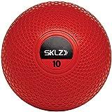 SKLZ Med Ball Fitness Accessory (10-Pound) Red
