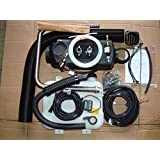 Diesel air heater 4kW/ 13,600 BTU/hr 12volt same as Webasto,Airtronic,Eberspacher,Espar! Truck,car,cabin, boat, bus, camper - universal kit!