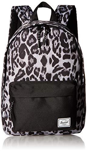 Herschel Classic Mid-Volume Backpack, Snow Leopard/Black, One Size