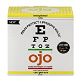 OJO Fortified Nectar Quickly Dissolving Eye Care Crystals, Skinny Citrus Lutein Burst Flavor, 5 Ounce