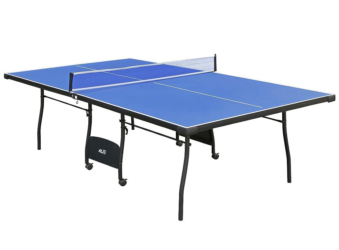 倒産ヶ月目変化する【ノーブランド】ポータブル 卓球ネット テーブルで卓球! (ブラック×レッド)