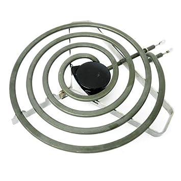"""Magic Chef 8 """"gama que hierva estufa quemador de repuesto superficie calefacción elemento 9761346"""