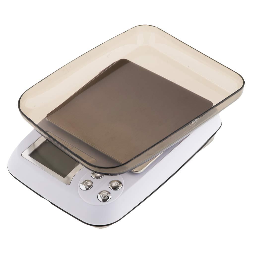 Sharplace Báscula De Cocina Digital Mini Herramienta Laboral Material Trabajo Laboratorio - 2: Amazon.es: Bricolaje y herramientas