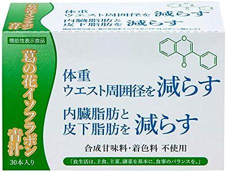 おいしい葛の花イソフラボン青汁【機能性表示食品】3g×30包入