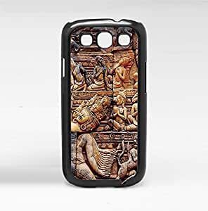 Ancient Egypt Legend Kaligrafi Hard Snap on Phone Case (Galaxy s3 III) by lolosakes