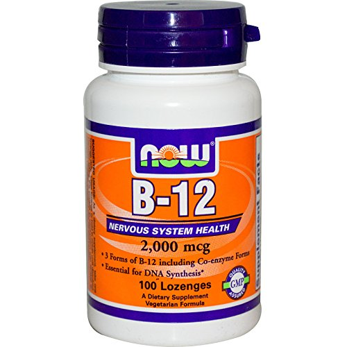 Foods B 12 2000mcg 100 Count Pack