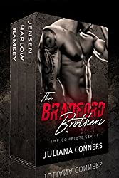 The Bradford Brothers: The Complete Series Box Set: A Military Bad Boy Secret Baby Romance