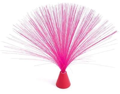 Pink Micro Fiber Optic Light - 9 Inches Tall