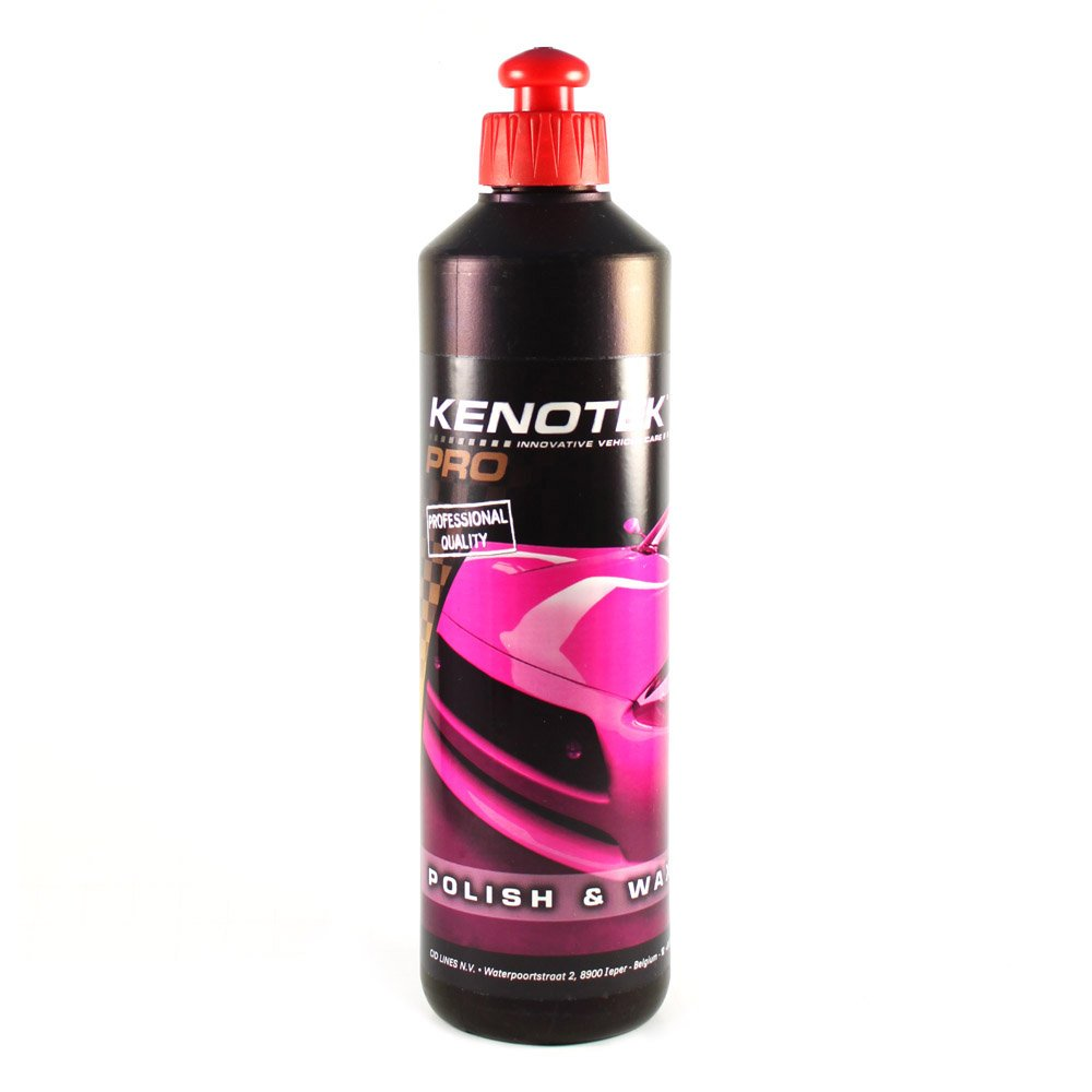 KENOTEK POLISH & WAX 0.4L 57304000