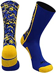 Digital Camo Crew Socks