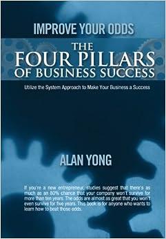 Book Improve Your Odds - The Four Pillars of Business Success