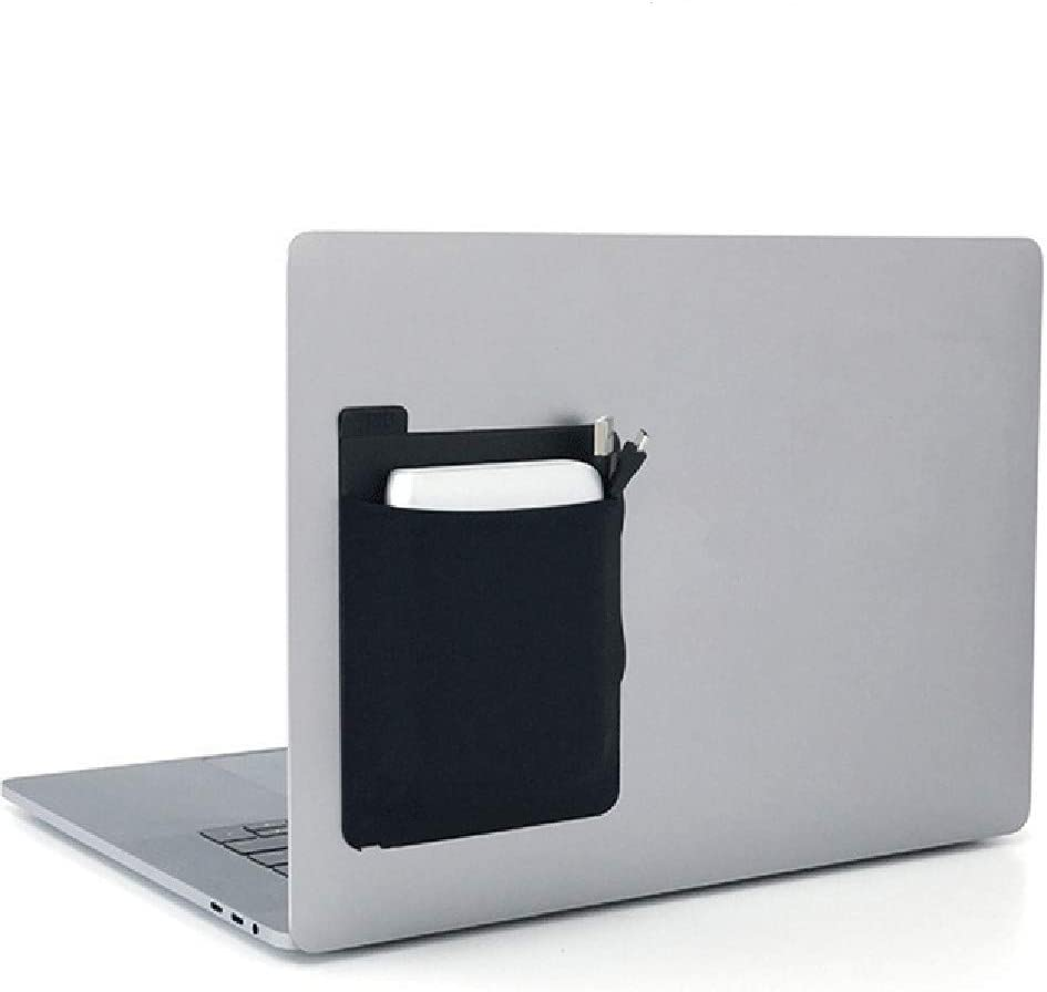Portable External Hard Drive Pocket Holder, Storage Bag for Laptop i Pad, Storage Organizer for Battery Pack, Wireless Mouse, Cable, Earphone and Pen etc.