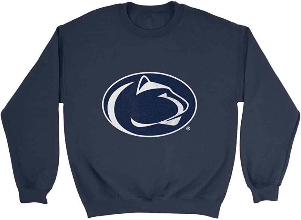 Official NCAA Penn State Nittany Lions Mens//Womens Boyfriend Sweatshirt