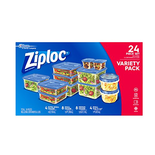 ziplock containers square - 5