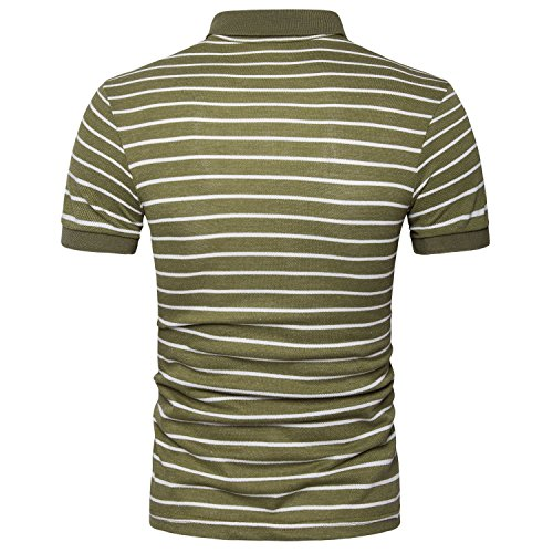 helenelicia-casual-mens-short-sleeve-stripe-modern-fit-cotton-polo-shirt