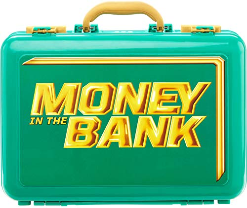 WWE Money in The Bank Briefcase (Wwe Money In The Bank Cash In)