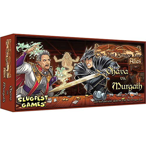 SlugFest Games Red Dragon Inn: Allies- Ohava Vs. Murgath Game