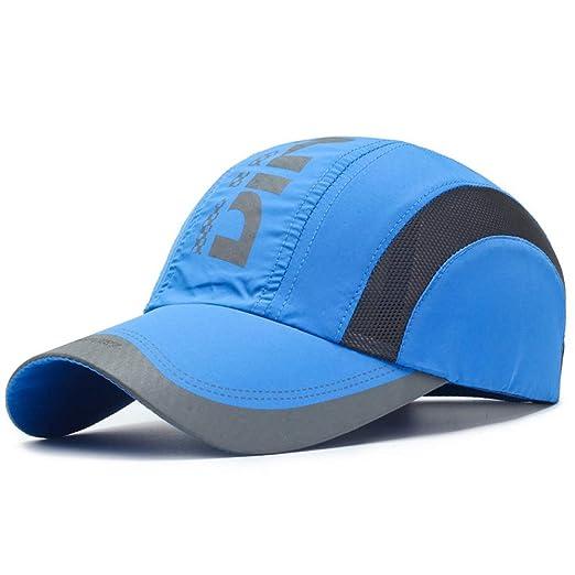KFEK Gorra de béisbol de Secado rápido Visera de protección Solar ...