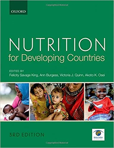 Book Nutrition for Developing Countries