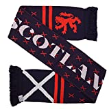 Scotland Soccer Knit Scarf