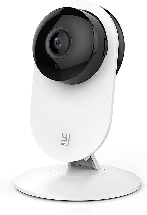 نظام كاميرا مراقبة اي بي منزلية بدقة 1080 بي تعمل بتردد 2.4 جيجا
