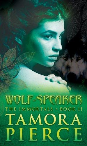 Wolf-Speaker (Immortals #2)