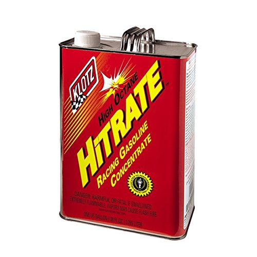 Klotz HiTRATE, 128 Ounce Gallon (Best Octane Booster For Bmw)