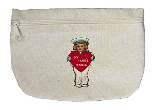 Makeup Bag My Hearts Dearest Holidays By Style In Print (Dearest Heart)