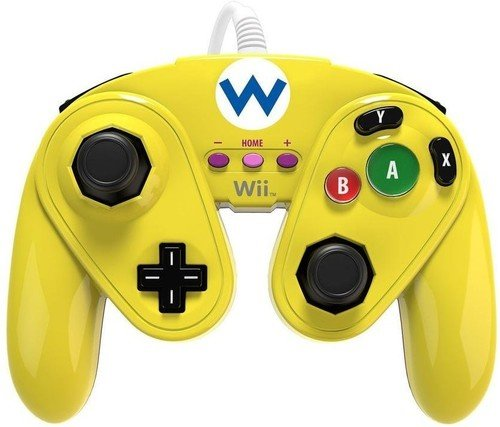 for Wii U - Wario (Gamecube Pad)