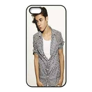 Justin Bieber iPhone 5,5S Case, Justin Bieber Personalizedized Case Cover, iPhone 5,5S Personalized Case