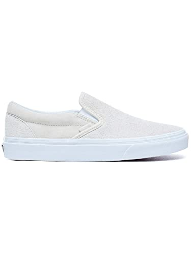 bb0f1298d72fb3 Vans Slip Ons Men Hairy Suede Classic Slip-On Slippers  Amazon.co.uk  Shoes    Bags