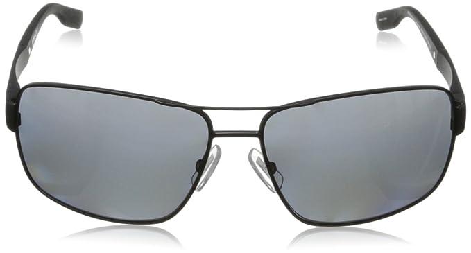 BOSS by Hugo Boss B0521S Polarized Wrap Sunglasses