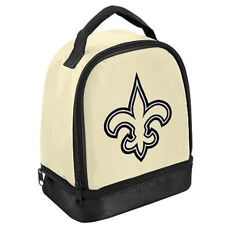 NFL 2013 Team Logo Dual Compartment Lunch Bag Cooler Pick Team!