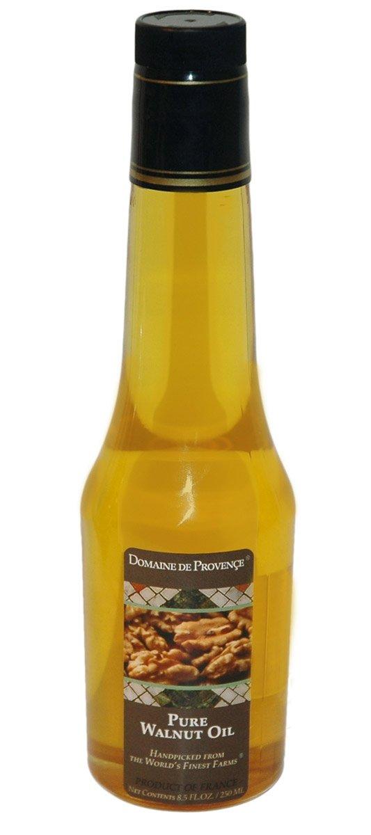 Domaine de Provence Pure French Walnut Oil, 8.5 Fl Oz