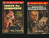 Conan the Conqueror, Robert E. Howard, 0441114660