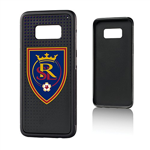 Keyscaper MLS Real Salt Lake Dots Bump Case for Galaxy S8, Black by Keyscaper