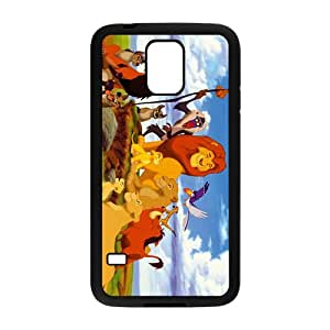 Malcolm Disney The Lion King Design Best Seller High Quality Phone Case For Samsung Galacxy S5