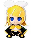 "Official Nendoroid Vocaloid Series 06 Plush Toy - 12"" Kagamine Rin (Japanese ... (japan import)"