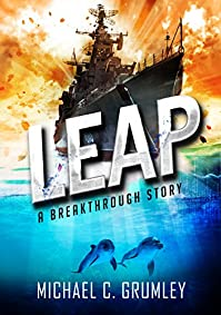 Leap by Michael C. Grumley ebook deal