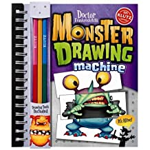 Doctor Frankensketch's Monster Drawing Machine