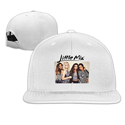 miopaige-little-mix-fitted-flat-brim-baseball-cap-hat