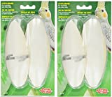 Living World Cuttlebone, Large, Twin Pack (Twin pack (2 Pack))