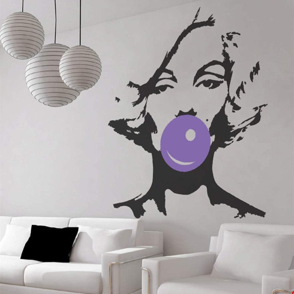 Dongwall Marilyn Monroe Chicle salón de Belleza salón de Belleza ...